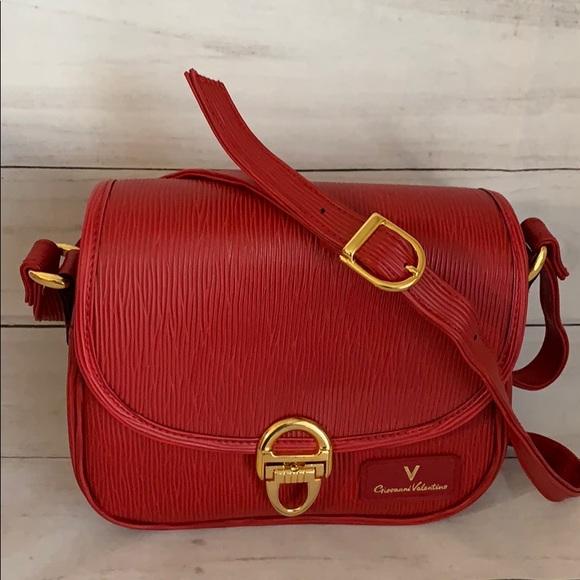 Valentino Garavani Handbags - VALENTINO GARAVANI HOT RED Crossbody * SALE 🛍